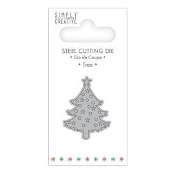 Simply Creative Mini Die - Tree (SCDIE047)