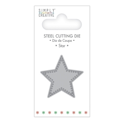 Simply Creative Mini Die - Star (SCDIE044)