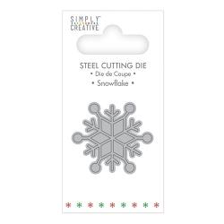 Simply Creative Mini Die - Snowflake (SCDIE041)