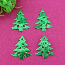 Padded Christmas Trees (25pcs)