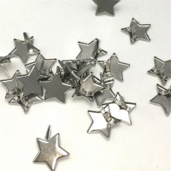 Brads - Stars (50pcs)