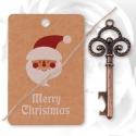 Santa Key & Tag