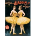 Download - A4 Print - Aladdin