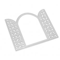 Printable Heaven die - Moroccan Window (1pc)
