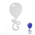 Printable Heaven die - Small Balloon (1pc)