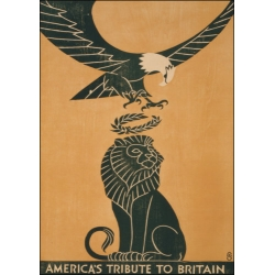 Download - A4 Print - Americas Tribute to Britain