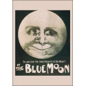 Download - A4 Print - Blue Moon