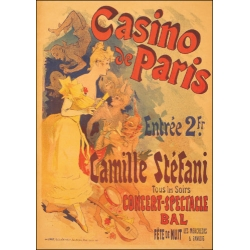 Download - A4 Print - Casino de Paris