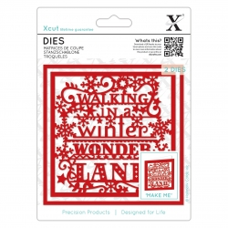 Xcut Dies - Winter Wonderland (XCU 503364)