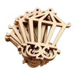Wooden Lamps (10pcs)