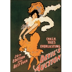 Download - A4 Print - Devils Auction 1