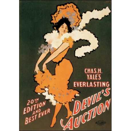 Download - A4 Print - Devils Auction 1
