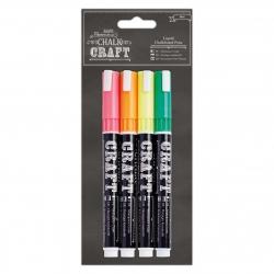 PMA 855101 Liquid Chalk Pens (4pcs)