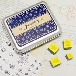 Mini Stamp Tin - Jewellery (26pcs)