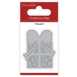 Dovecraft Christmas Die - Present (DCDIE100X17)