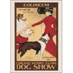 Download - A4 Print - Dog Show