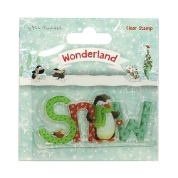Helz Cuppleditch Wonderland Clear Stamp (HCSTP008X17)