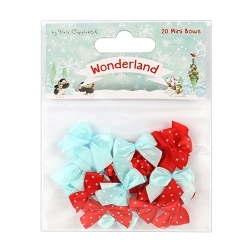 HCRBN002X17 Helz Cuppleditch Wonderland Mini Bows