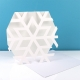 SCCAE008X17 Simply Creative Shaped Christmas Cards – Snowflake