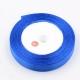 6mm Satin Ribbon - Royal Blue (25 yards)