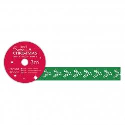 PMA 367951 Printed Ribbon (3m) - Holly