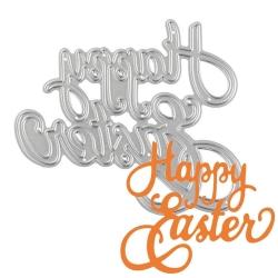 Printable Heaven die - Happy Easter (1pc)