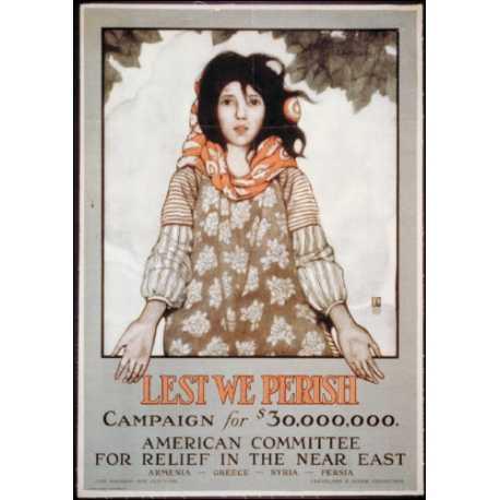 Download - A4 Print - Lest We Perish