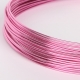 18 Gauge (1mm) Aluminium Wire - Fuchsia (10m)