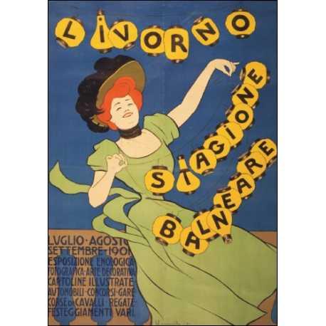 Download - A4 Print - Livorno
