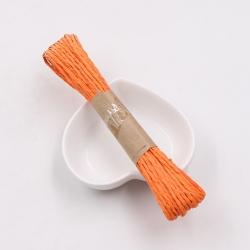 Paper Twine - Orange (10m)