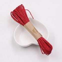 Paper Twine - Red (10m)
