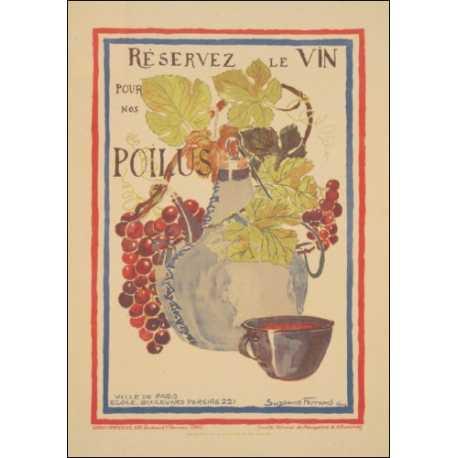 Download - A4 Print - Reservez Le Vin