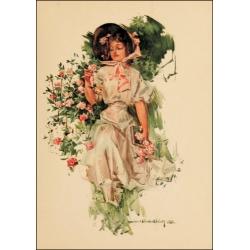Download - A4 Print - Riley Roses