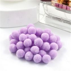 10mm Pom-poms (100 pack) - Lilac