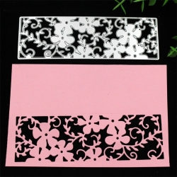Printable Heaven die - Flower Panel (1pc)