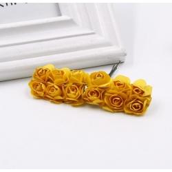 Paper Roses - White