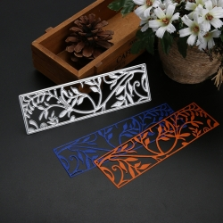Printable Heaven die - Leaf Panel (1pc)