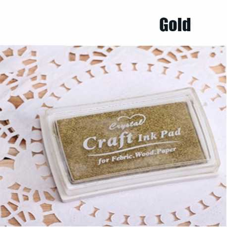 Ink Pad - Gold