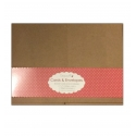 """Dovecraft Cards and Envelopes 5"""" x 7"""" Kraft 30 pack (DCCE045)"""