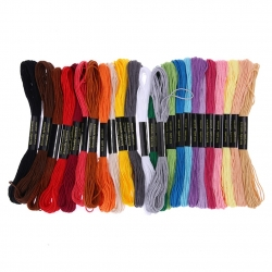 Embroidery Thread 24 pack