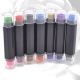 2-colour Ink Pad Pen Multi-pack (7pcs)