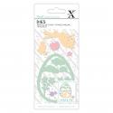 Small Dies (7pcs) - Easter Rabbit (XCU 504117)