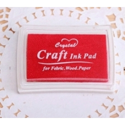 Ink Pad - Red