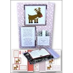 Download - Card Kit - Reindeer Poo