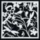 Reusable Stencil - Dragonflies (1pc)