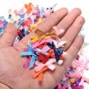 Satin Ribbon Bows Assorted Bumper pack (100pcs)