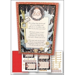 Download - Card Kit - Santa Key