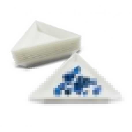Triangular Bead Trays (3 pack)
