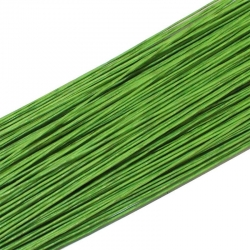 Paper-covered Wires, Green (50pcs)