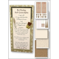 Download - Card Kit - Birthday Hot Chocolate